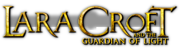 Lara Croft and the Guardian of Light Logo