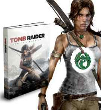 Tomb Raider Strategy Guide Limited Edition