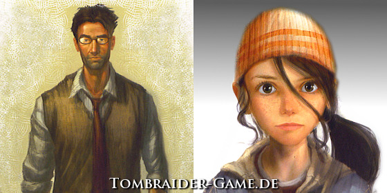 Lost Levels - Tomb Raider Underworld - Peter Eddington und Jessica