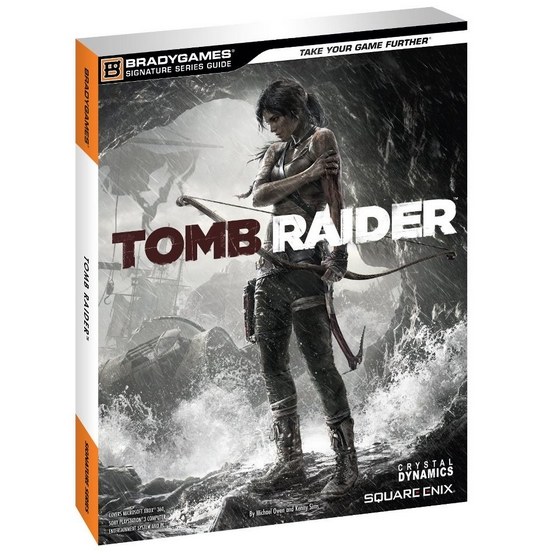 TOMB RAIDER Official Guide by Bradygames