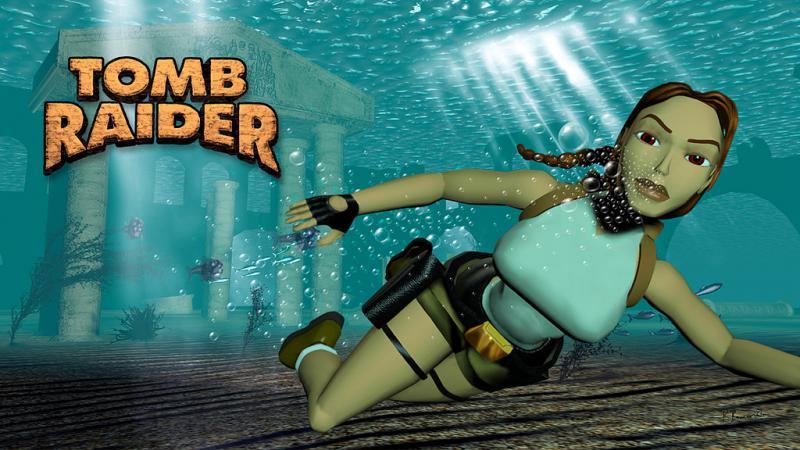 Tomb Raider Trophäen