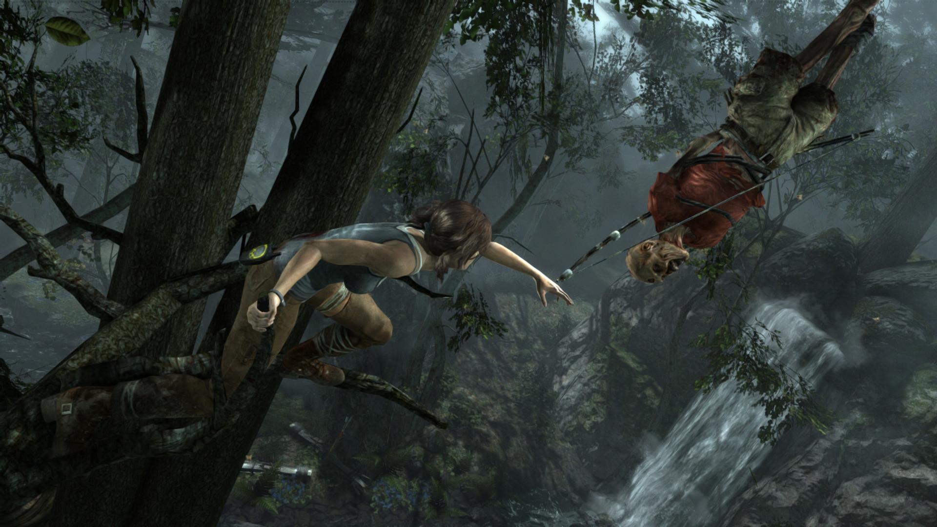 Neuer TOMB RAIDER - Screenshot