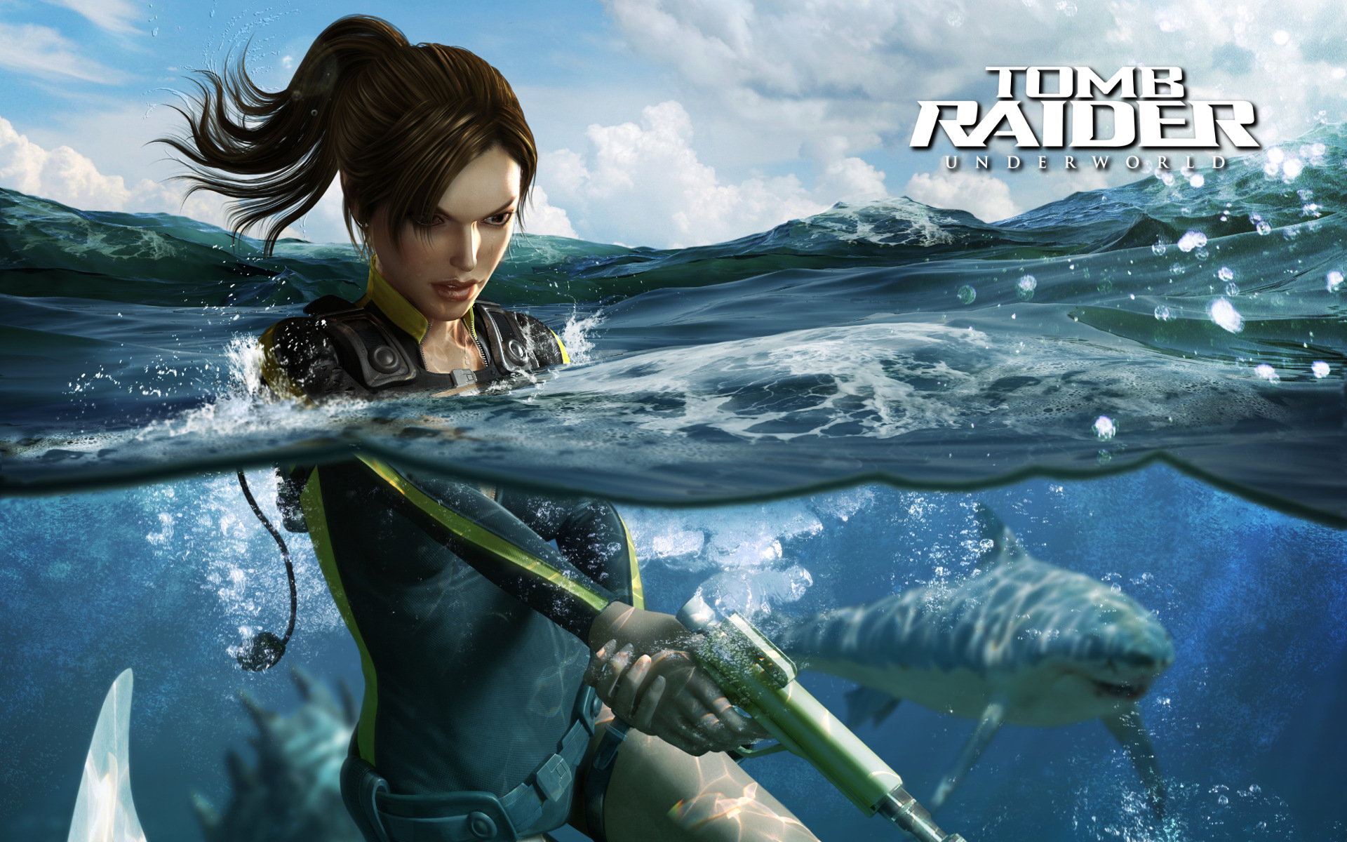 download tomb raider underworld for pc highly compressed