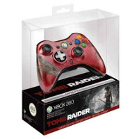 Tomb Raider Xbox 360 Controller Limited Edition