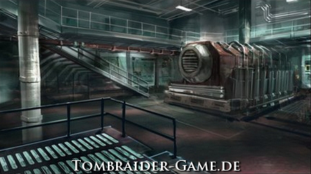 Lost Levels - Tomb Raider Underworld - Maschinenraum