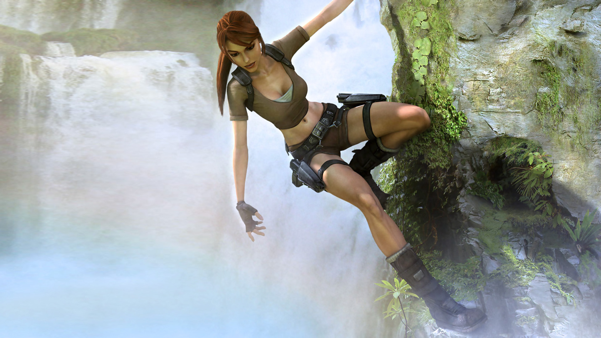 Tomb Raider Legend - Offizielle Wallpaper   TombRaider-Game.de